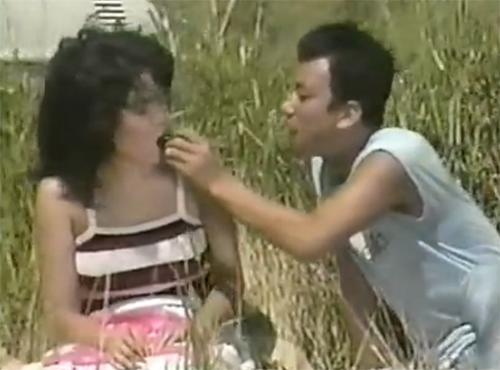 昭和の伝説裏ビデオ「洗濯屋ケンちゃん」日活ろマンポルノ無料動画